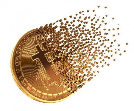 bitcoin dissolves